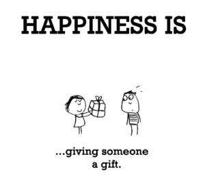 happiness is 1