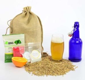 beer recipe ingredients pack