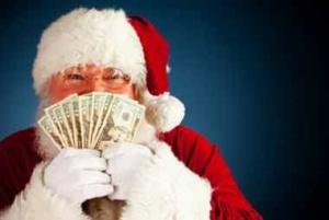 christmas-santa-with-money
