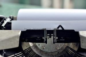 typewriter-hobby